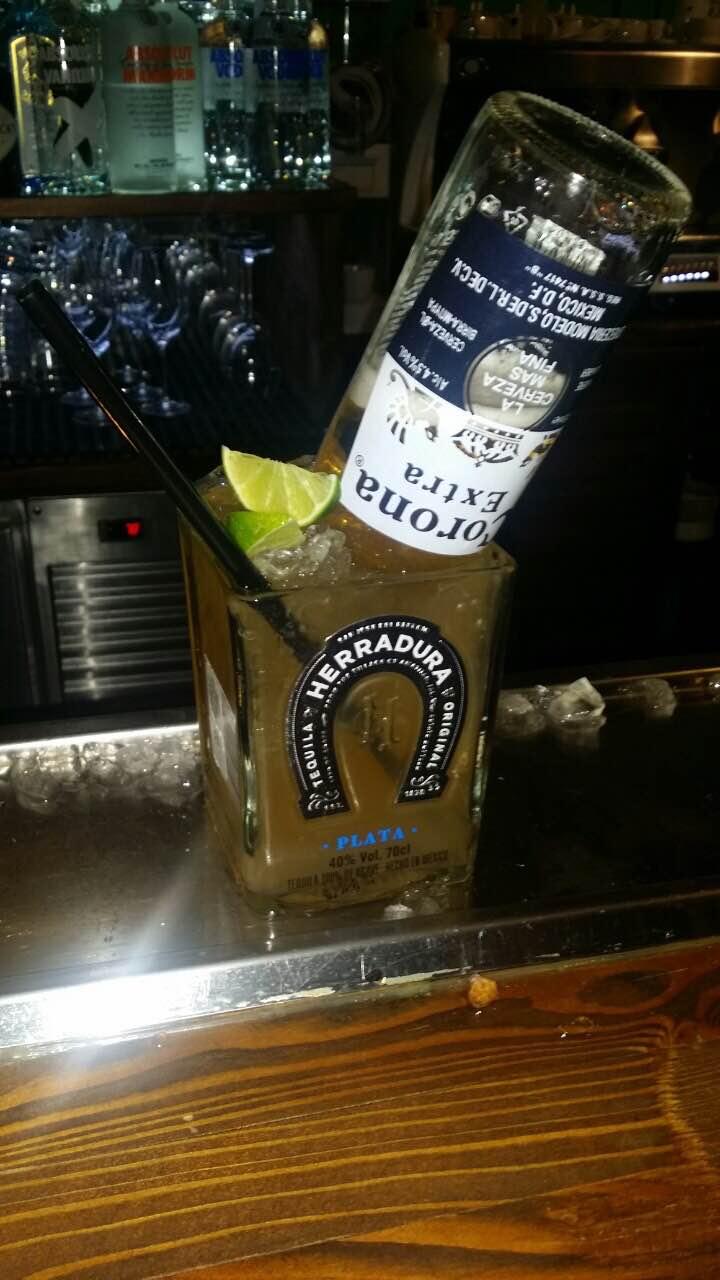 Do 08.12.2016 - PŘIJĎTE VYZKOUŠET NOVÝ DRINK !!!KNOCKOUT!!!